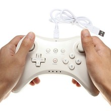 Dual Analog Wireless Gamepad Controller Remote ipega For Nintendo wiiu Wii for U Gamepad Pro