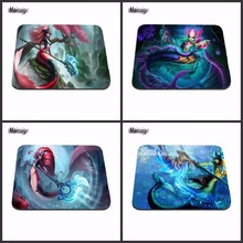 Custom LoL Nami News Sell New Computer Games Competitive League of Legends High Quality Mouse Pad Mouse Pad Non-Skid Rubber Pad(China)