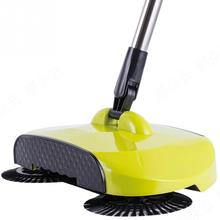 New 360 Rotary Home Use Magic Manual Telescopic Floor Dust Sweeper With adjustable handle Easy transaction