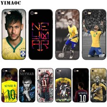 YIMAOC Neymar Jr силиконовый мягкий чехол для iPhone XS Max XR X 8 7 6 6 S Plus 5 5S SE(China)