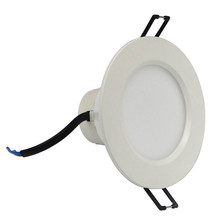 4pcs/lot LED Recessed Downlight  Fog-proof 2.5 inch SMD led downlight Light 100-260V 320lm warm/cold white 4w for Home Lighting