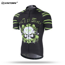 XINTOWN cycling jersey wear/best polyester cycling clothing/summer men cheap authentic sports jersey ropa ciclismo bicycle wear