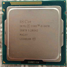 intel core i5 3470 quad core cpu LGA 1155 socket 3.2Ghz can use H61 H67 Z77 Z68 H77 motherboard 77w have 3570 processor sale