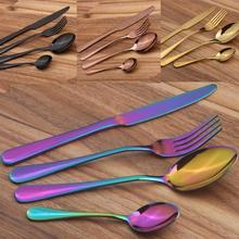 New Style Competitive price Colorful Cutlery set for Wedding and Hotel