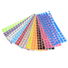 9 Color Keyboard Skin Cover For Macbook Pro Air Mac Retina 13.3 Soft Keyboard Stickers Film labels for keyboard(China)
