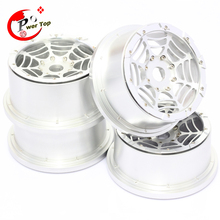 King Motor Baja T1000 Spider alloy wheel hub rim for HPI BAJA 5T Parts Rovan Free Shipping(China)