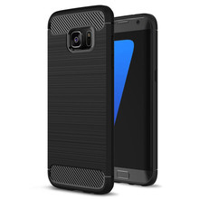 Soft Silicone Fiber Cases for Samsung Galaxy S7 S8 Case for Samsung Galaxy A3 A5 2017 Case S6 S7 edge J5 2016 Prime Cases P35(China)
