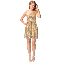 Buy MUXU fashion sexy women sequin dress elbise roupas feminina gold glitter dress ladies patchwork vestidos jurken womens clothing for $31.10 in AliExpress store