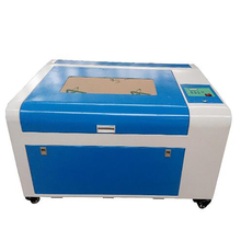 CO2 Laser Engraving Machine 50W TS 3050/5030 with 300*500mm working table size Laser Cutting machine Free Shipping