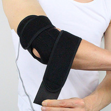 1PCS Adjustable Elbow Support Pads With Spring Supporting Codera Protector Sports Safety For Ciclismo Gym Tennis