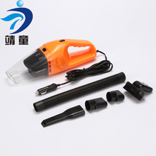 DC12V Car Vacuum Cleaners 120W Wet And Dry Dual Use Auto Cigarette Lighter(China)