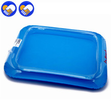 A TOY A DREAM 1 Piece Indoor Magic Play Sand Children Toys Mars Space Inflatable Sand Tray Accessories Plastic Mobile Table(China)