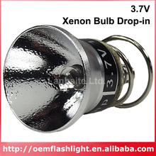 3.7V 12W Low Xenon Bulb Drop-in (Dia. 26.5mm)