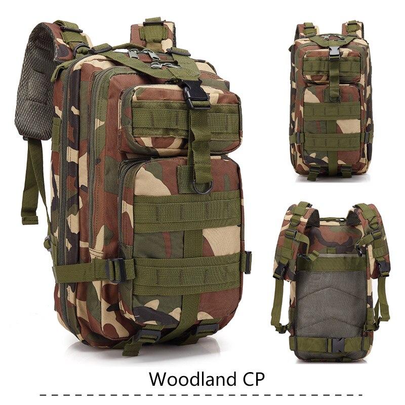 woodland CP
