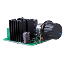 JFBL Hot  12V-40V 10A PWM DC Motor Speed Controller with Knob