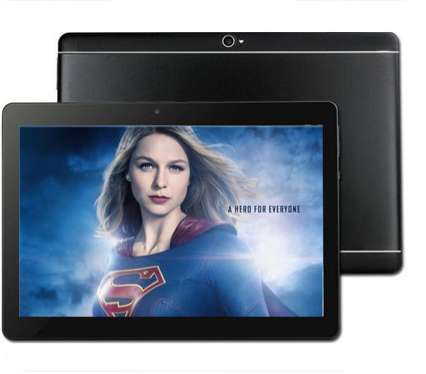10 inch Tablet PC Octa Core 4GB RAM 64GB ROM IPS 1280*800 Dual Cameras 5.0 MP 10.1 Android 8.0 Tablets phone IPS +Gifts(China)