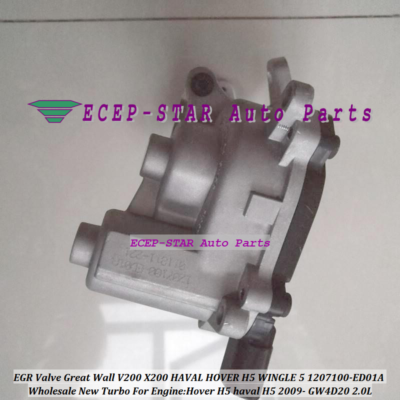 EGR Valve For Great Wall V200 X200 HAVAL HOVER H5 WINGLE 5 EURO STEED 5 1207100-ED01A (5)