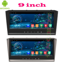 Quad Core Android Car DVD For Toyota Avensis 2003 2004 2005 2006 2007 GPS Navigation Audio Video Radio RDS BT built-in WIFI