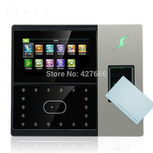 ZK IFace702 RFID Card and Fingerprint & Face Time Attendance With Access Control Terminal ZK Face Time Attendance