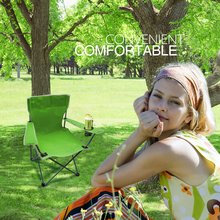 Ultra Light Folding camping chair Fishing Chair Seat for Outdoor Camping Leisure Picnic Beach Chair Other Fishing Tools