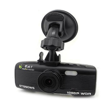 2017 high end Brand  GT850WS Car dvr driving recorder high GPS vision 1080P wide dynamic parking monitoring recorder