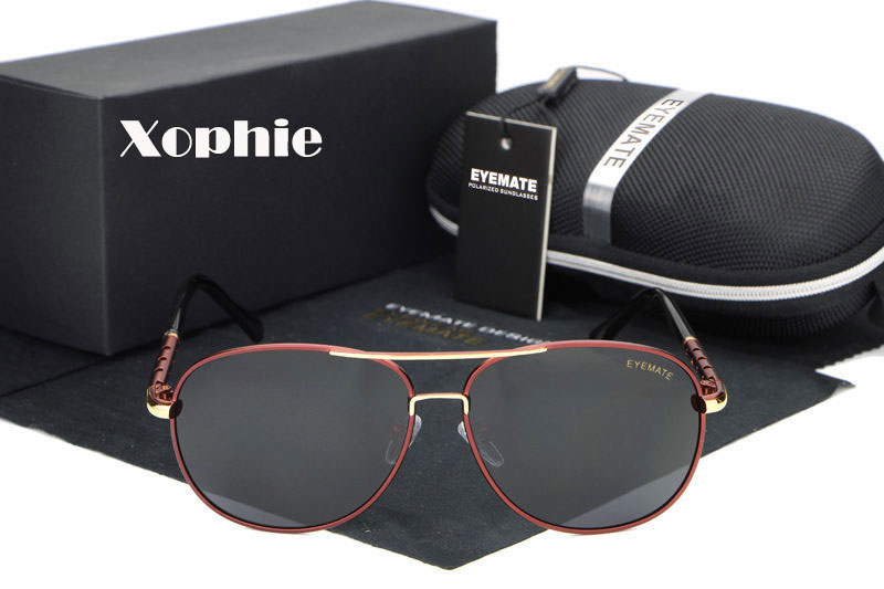 XINFEITE retro luxury mens brand outdoor polarized brand designer metal pilots sunglasses sports driving sunglasses<br><br>Aliexpress