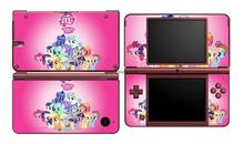My Little Pony 320 Vinyl Skin Sticker Protector for Nintendo DSI XL LL for NDSI XL LL skins Stickers