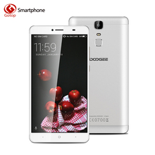 Original Doogee Y6 Max 6.5 Inch Smartphone Android 6.0 MT6750 Octa Core Mobile Phone 3GB RAM 32GB ROM Fingerprint 4G Cell Phone(China)