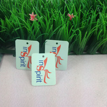 Wholesale Hang tags 4x5cm Price Tags Card Garment Tags  Custom Tag Card Make Your Own Logo Custom Cost Extra  MOQ:1000PCS