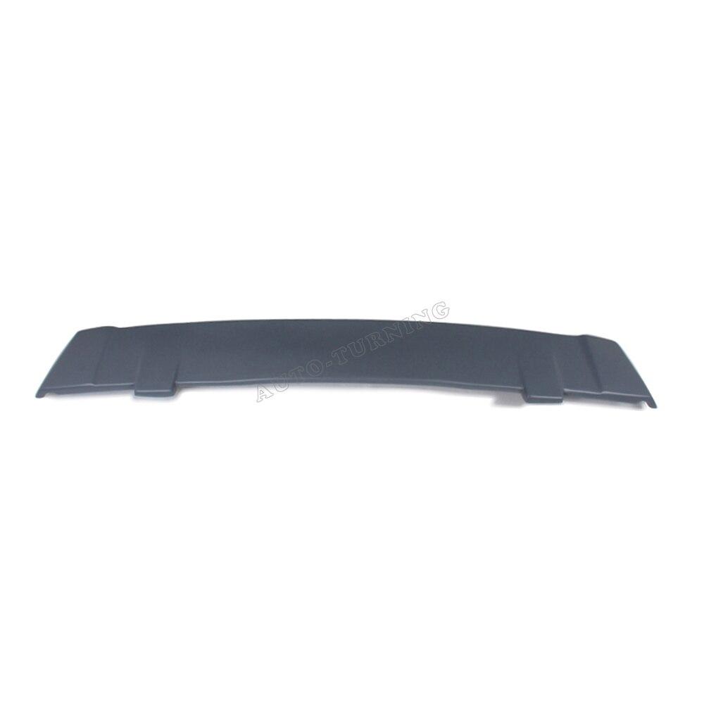Unpainted Primmer Grey Fiberglass For Vito Viano Doors Boot Roof Wing Spoiler For Benz 2012UP<br><br>Aliexpress