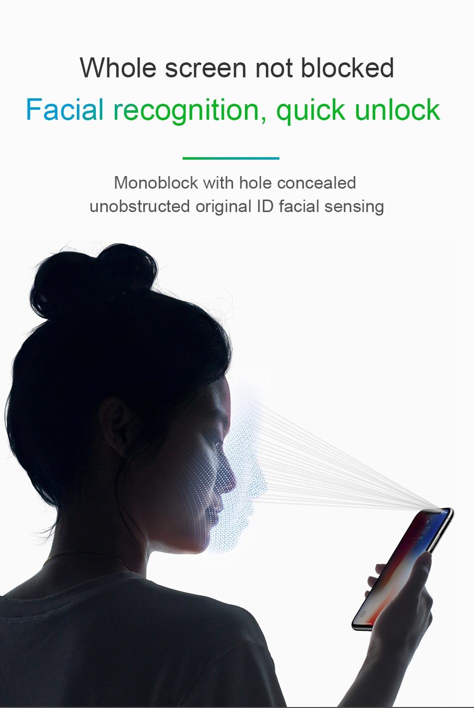 Miếng dán kính cường lực chống nhìn trộmcho iPhone 11 - 11 Pro  - 11 Pro Max - iPhone X - Xs - Xs Max - XR hiệu Baseus
