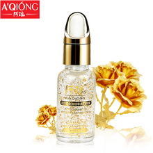 20ml Brand Pure 24K Gold Essence Anti Wrinkle Face Skin Care Anti Aging Collagen Whitening Moisturizing Hyaluronic Acid