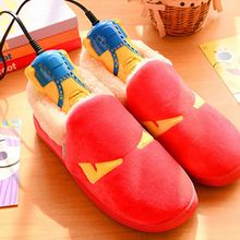Cartoon shape deodorant sterilization bake shoes Warm shoes(China)
