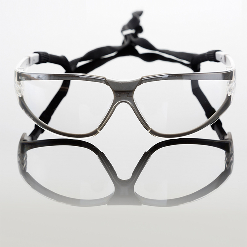 High Quality protective glasses safety gray transparent cycling glasses The brace Ultraviolet Tighten belt comfortable goggles <br><br>Aliexpress
