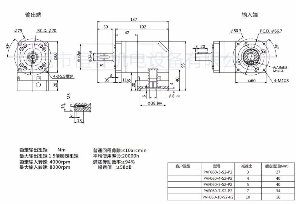 PVF060-L1-8