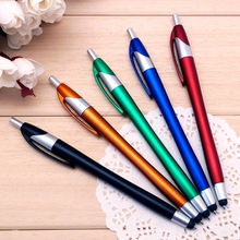 500pcs/set Ball point pen advertising pen custom stylus pen logo touch screen pen logo can be printed logo