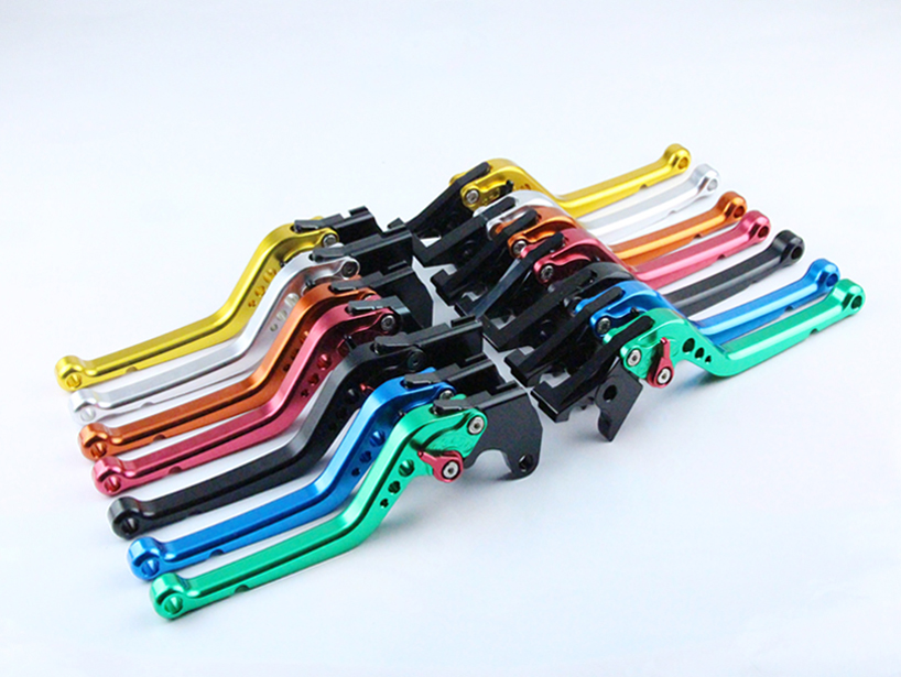 7 Colors CNC 6 Position Long Brake Clutch Lever for Honda CBF 600/S 2007<br><br>Aliexpress