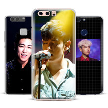 BigBang T.O.P Coque Mobile Phone Case Cover For Huawei Ascend P8 P9 Lite 2017 P10 Plus Honor 6x 7i 8 V8 V9 Mate 7 8 9 Nova 2(China)