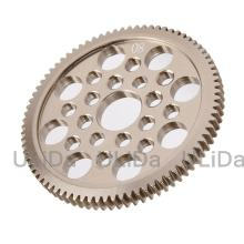 7075 Metal 48P Spur Gear 80T for SAKURA D3 CS S XI XIS 110 Drift Racing Car