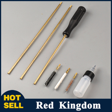Air Rifle/Pistol/Barrel/scope Cleaning brush Kit .177(4.5mm) and .22 (5.5mm) Gun Cleaning Kit Accessory for Hunting