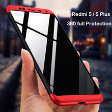 Buy WeeYRN Full Hard Cover Xiaomi Redmi 5 / 5 plus Funda Phone Case Luxury Plastic Protection Cover Xiaomi Redmi5 / 5 plus for $4.74 in AliExpress store