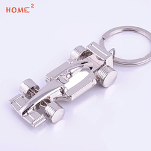 Car Styling Keychain Keyring Car Model Key Ring Pendant Gift for Audi BMW Buick Cadillac Citroen Opel Subaru Skoda Dodge Fiat VW(China)
