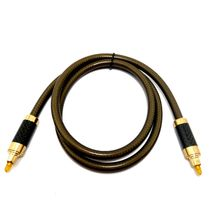 Top Quality 1m/1.5m/2m/3m Digital Optical Audio Cable Alloy shell plug Fiber Optic OD8.0 Toslink Cable for CD D/A Converters