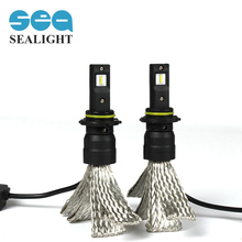 SEALIGHT Auto Light HB3 70W 8000LM automotive 9005 LED Car headlight Fog Lamp replace Xenon HeadLight Bulb Halogen White - Official Store store