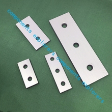 2020-2 Plane connecting plate, for 20 series Aluminum Extrusion Profiles,10pcs/lot.(China)
