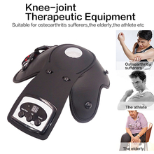 Infrared Magnetic Therapy Knee Massager Rheumatoid Knee Joint Physiotherapy Instrument Relieve Elbow Shoulder Arthritis Leg Pain(China)