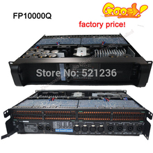 4CH FP10000q class TD outdoor extreme power stable amplifier
