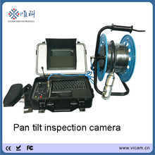 30m Soft Cable Industrial Pipe Inspection Camera Rotary Video Camera Waterproof Camera V8-3288PT-2