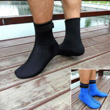 High Quality Neoprene Swimming Water Sports Scuba Diving Surfing Socks Snorkeling Boots 3mm