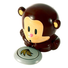 Lovely Small Finger Dry Mini Monkey Blowing Nail Polish Drying Machine Nail Art Dryer Nail Tools